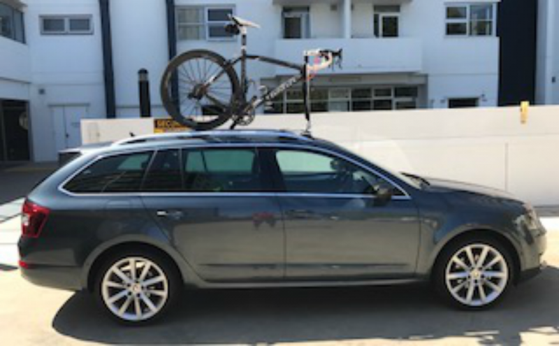 Skoda Octavia Bike Rack