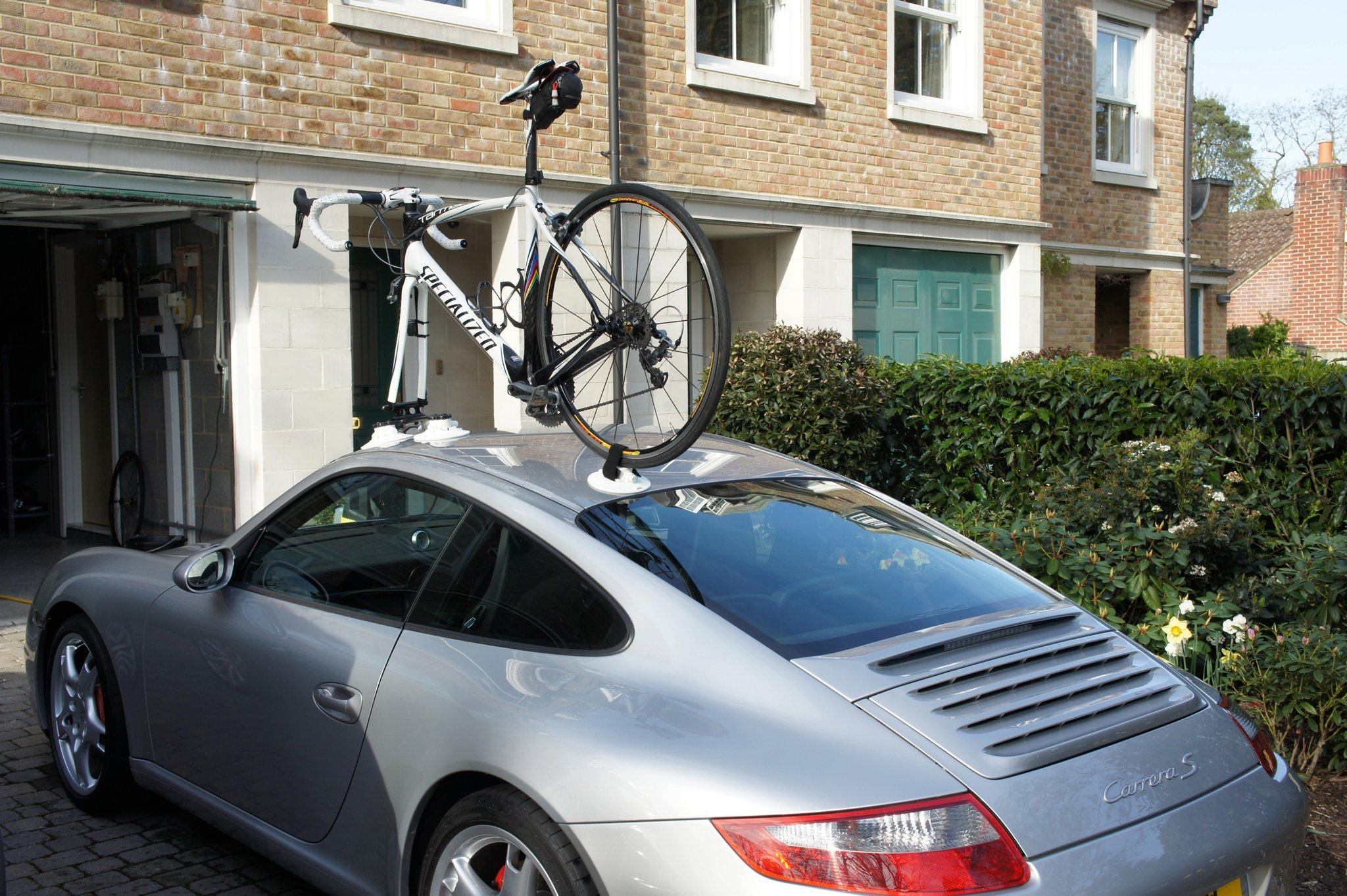 Mercedes amg gts bike rack seasucker down under for Mercedes benz bicycle rack