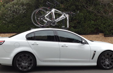 HSV Senator Bike Rack – The Mini Bomber Solution