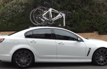 HSV Senator Bike Rack – The Mini Bomber Solution