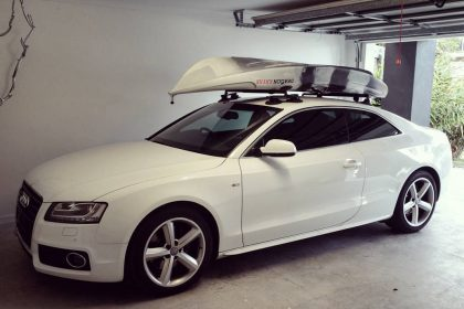 Audi A5 Paddle Board Rack