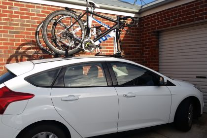 Ford Focus Bike Rack Seasucker Down Under