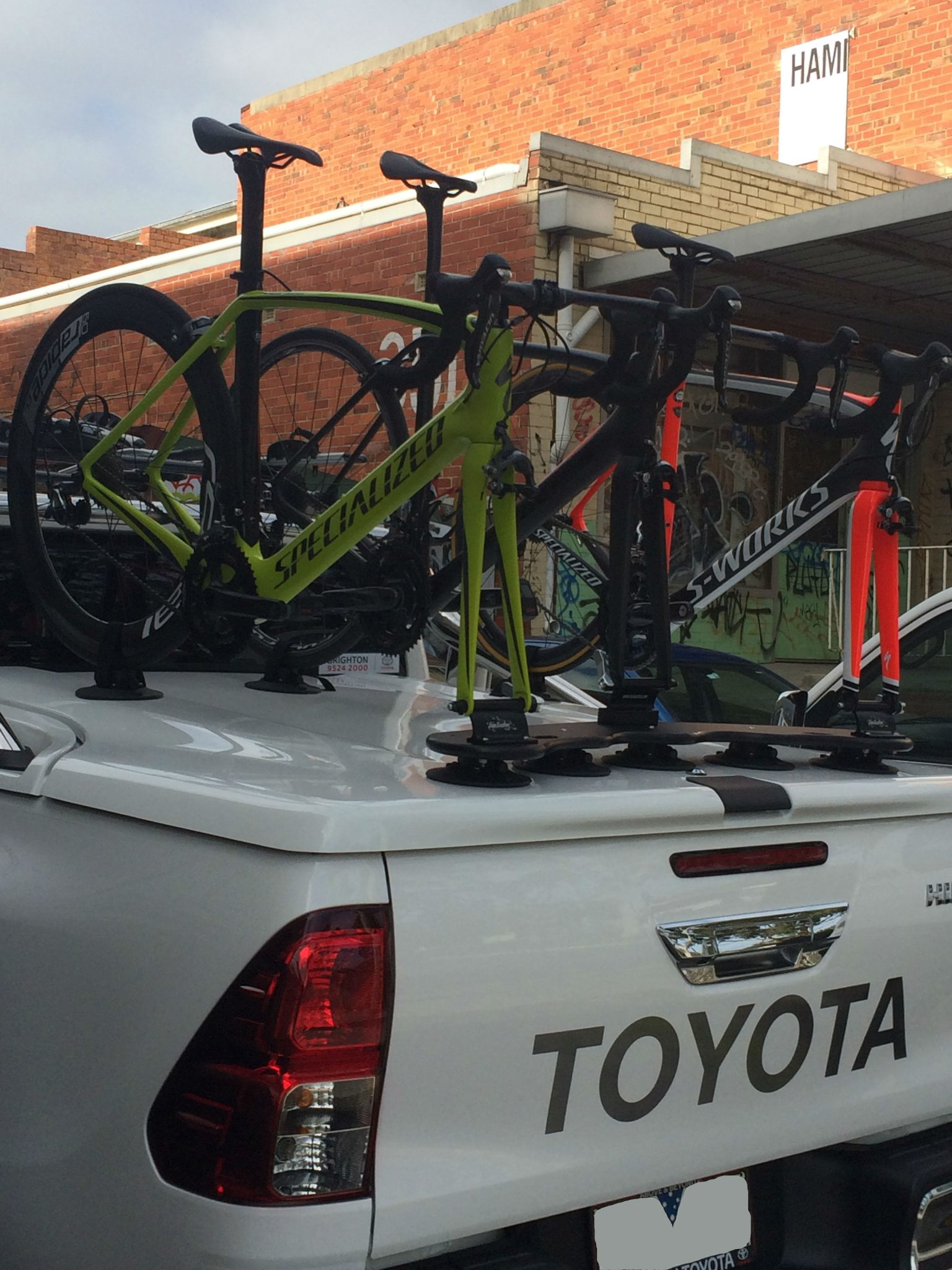 Jaguar F Type Bike Rack Seasucker Down Under