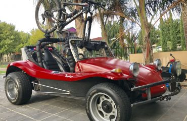 VW Dune Buggy Bike Rack - The SeaSucker Mini Bomber