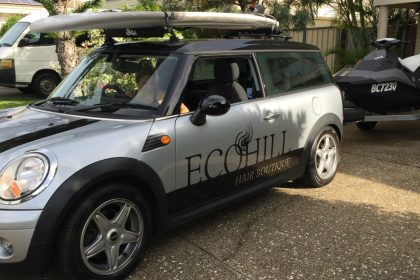 Mini Wagon Roof Rack - The SeaSucker Paddle Board Rack