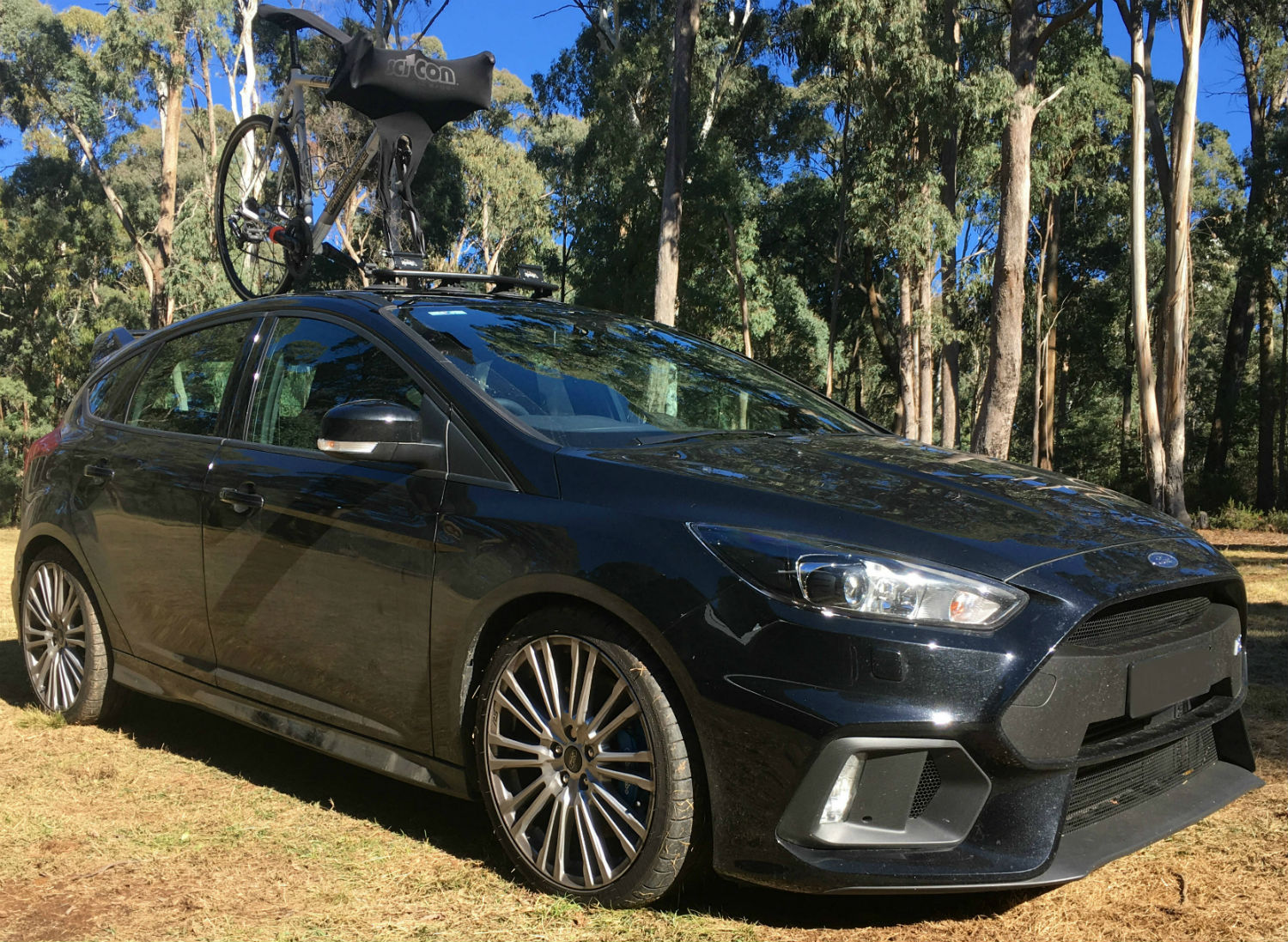 Ford Focus Rs Bike Rack Seasucker Down Under