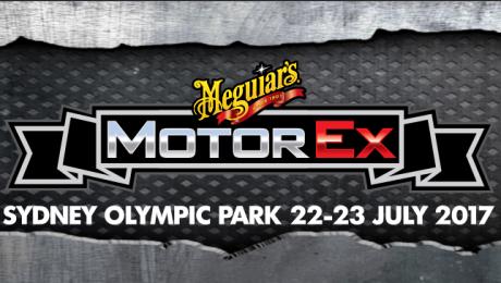 MotorEx 2017 Logo