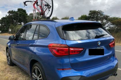 BMW X1 Bike Rack - The SeaSucker Talon