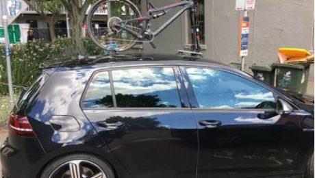 VW Golf Bike Rack 2- The SeaSucker Talon